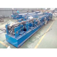 Buy cheap Auto Change Size Cz Purlin Machine Quick Punching Unit For Galvanized Steel Sheet from Wholesalers
