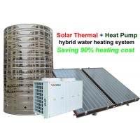 Buy cheap Durable Hybrid Water Heater R407C / R410A Refrigerant CE Certification from wholesalers