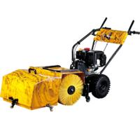China 6.5hp Gas Snow Sweeper,Snow Blower factory