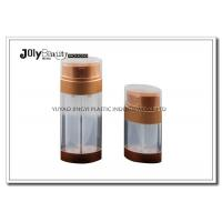 Buy cheap Custom Airless Empty Foundation Bottle With Pump PP Double Tube from Wholesalers