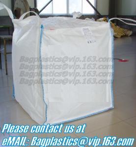 China BIG woven bags, FIBC bags, big bags, ground cover, tarpaulin, PE tarpaulin, weed mat, Flex factory
