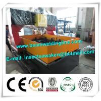 China Automatic CNC Drilling Machine For Metal Sheet , CNC Milling Aand Drilling Machine factory