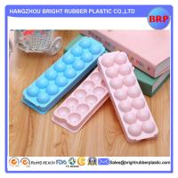 China Different Colors Silicone Molded Parts Mould For Making Cold Drinks Daily Life on sale