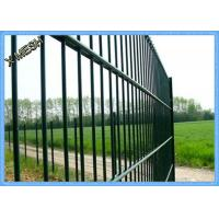 Buy cheap Twin 868 Standard Double Welded Wire Fence Panels Square Hole Electro Galvanized from Wholesalers