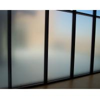 China 3mm - 12mm Interior Doors Frosted Glass Acid Etched , Frosted Glass Sheets factory