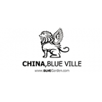 China Quyang Blue Ville Landscaping Sculpture Co., Ltd. logo
