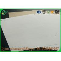 China Wood Pulp Coated Duplex Board , Different Type Duplex Board White Back on sale