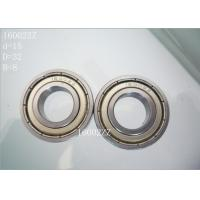 Buy cheap Iron Carbon GCR15 Stainless Deep Groove Ball Bearing 16001 16002 zz/2rs from Wholesalers