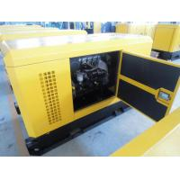 Buy cheap Silent Water Cooled Perkins Diesel Generator 10kva With 404D-11G Engine , Self-Exciting Alternator from Wholesalers