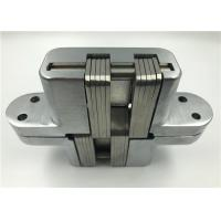 Buy cheap Rustproof Concealed Invisible Hinges / House Self Closing SOSS Hinges from Wholesalers