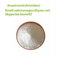 Buy cheap Anastrozole CAS 120511-73-1 Arimidex White Crystal Powder For Treating Breast Cancer from Wholesalers