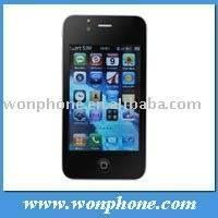 China CDMA GSM Dual Sim Card WIFI Mobile Phone A6 on sale
