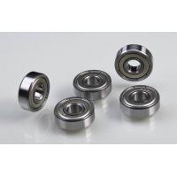 Buy cheap Chrome Steel , Gcr15 Deep Groove Ball Bearing Bearing Steel 608 2Z from Wholesalers