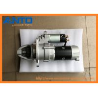 China 600-813-3661 6D105 7.5KW Starter Motor For PW200-1 Excavator Engine Spare Parts factory