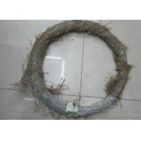 Buy cheap 20 BWG-16 BWG Electric Galvanized Binding Wire Loop Coil Wire Free Sample from Wholesalers