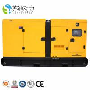 Buy cheap Water Cooling Silent Diesel Genset , 50KVA Denyo Diesel Generator With DSE from wholesalers