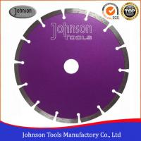 Buy cheap 180mm General Purpose Saw Blades / Angle Grinder Diamond Blade OEM / ODM Accepted from Wholesalers