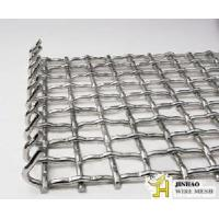 China Galvanized Crimped Wire Mesh (JH-032) factory