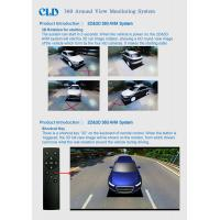 Buy cheap Front And Rear Birds Eye View Car Camera 3d Rotation For Starting , 1080P from Wholesalers