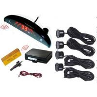 Buy cheap Wireless Car Reverse Parking Sensor With Camera , 4 Sensors With Lcd Display from Wholesalers