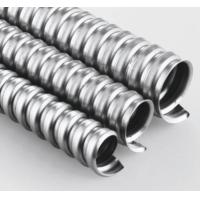 """China 1/2"""" Metal Flexible Electrical Conduit Pipe For High Speed Rail Subway Equipment factory"""