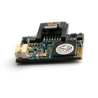 Buy cheap MLC NAND Flash SATA DOM SSD 90 Degree 128GB For Embedded System Non Cache from Wholesalers