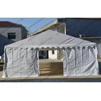 Buy cheap 6 X 12m Outdoor Event Tent White Color Pvc Cover With Transparent Church Windows from Wholesalers
