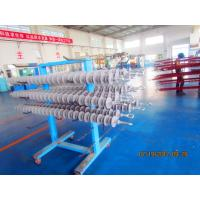 Buy cheap 275KV,160kN Composite Silicone Insulator Long Rod With Eyes Fittings from Wholesalers