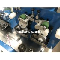 China Automatic single drinking straw packing machine with paper and BOPP film packaging factory