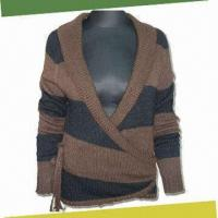 Buy cheap Women's knitted Sweaters, Made of 100% Acrylic from Wholesalers