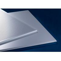 Buy cheap Waterpfoof Suspended False  Waterproof Ceiling Tiles  595x595MM Perforated Or Non-Perforated from Wholesalers