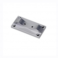 China Anodized Aluminum Alloy Shell Cnc Milled Parts Hardware Accessories factory