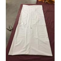China Disposable PEVA Body Bag for Dead Bodies , l Corpse Body Bag for mortuary factory