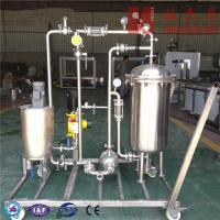 China 50KL / H Membrane Filter System factory