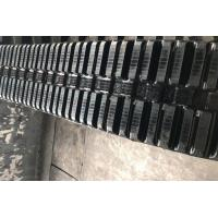 China Infrastructure Track Loader Rubber Tracks Low Noise With Adjustable Link 320X86X49 factory
