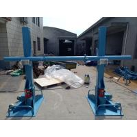 Buy cheap Electrical Carrying Cable Reel Stand Pulling Tools 20 Ton With Hydraulic Jack from wholesalers