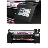 China Large Format Digital Printing Machine Electro thermal Heating Tension Control on sale