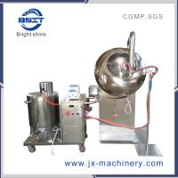 China Tablet Sugar Coating Machine Byc600 (A) with contact part with 304 stainless steel factory
