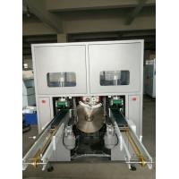 Buy cheap 2 Lane Non - Woven Paper Roll Cutting Machine Siemens Servo Control from Wholesalers