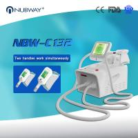 Buy cheap China Supplier Best Quality 2 Handles Cryolipolysis Machine Home Device from Wholesalers