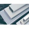Buy cheap C Shaped Linear Metal Strip Ceiling , Metal Strip Ceiling from wholesalers