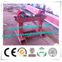 China Conventional Pipe Welding Rotator , Welding Column Boom Pipe Welding Turning Rollers factory