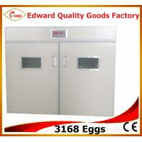 Buy cheap CE Approved Hot Selling Fully Automatic Industrial Egg Incubator for sale(3168 from wholesalers