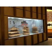China Transparent Seamless Lcd Video Wall With Controller 55 Inch High Brightness factory