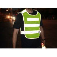 Buy cheap Traffic Safety Reflective vest , Visible construction spot work wear from wholesalers