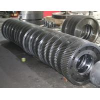 Buy cheap big drilling main straight gear Customized High Precision Sinter Metal Gear for Auto Engine from Wholesalers