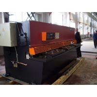 Quality Mild Steel CNC Hydraulic Shearing Machine To Cut Metal Plate for sale
