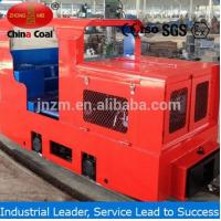 Buy cheap Mining Explosion-proof flameproof Diesel Locomotive Tunnel Locomotive from Wholesalers