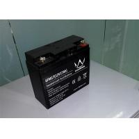 China Off grid power ups power inverter power use long life vrla battery 12v17ah deep cycle batteries on sale