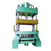Buy cheap Y32 Series Automatic Hydraulic Press Machine  Four Column Rated Force 1000 - 8000KN from Wholesalers